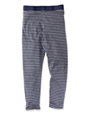 Heatgen™ Striped Thermal Long Pants
