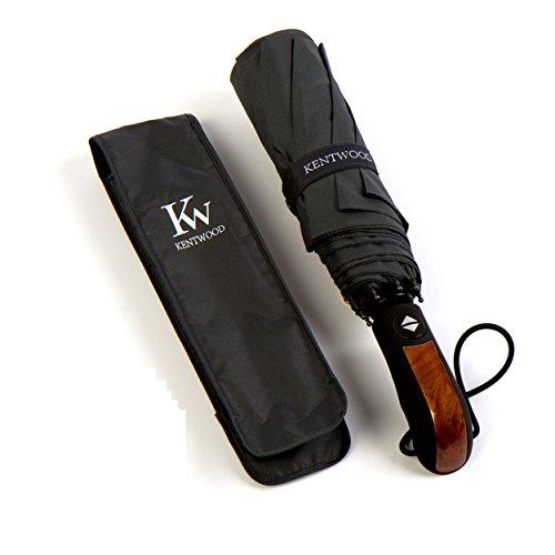 kentwood-teflon-windproof-travel-umbrella-grey