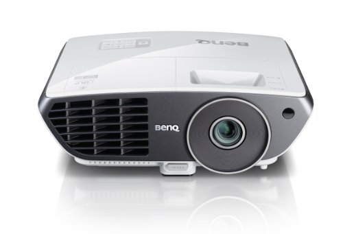 BenQ W700 DLP 720p Home Cinema Projector (2200ANSI, 10000:1 Contrast)