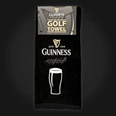 Guinness Golf Towel - Christmas Gifts