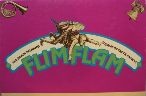 Flim Flam - The Brain Bending Game of Fact & Fancy - FlimFlam