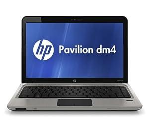 HP Pavilion dm4-2180us Entertainment PC - Gray