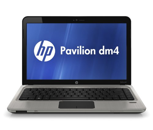 HP Pavilion dm4-2180us Entertainment PC - Gray