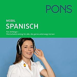 PONS mobil Wortschatztraining Spanisch Hörbuch
