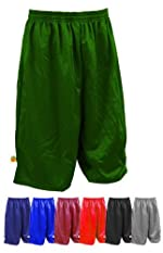 Anaconda Sports® XROCS The Rock® Men's Practice Gear Dura Mesh Double Ply Shorts