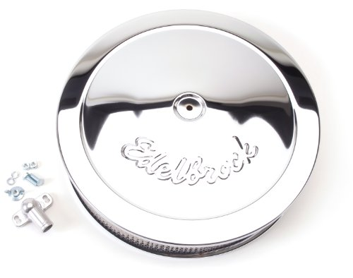 Edelbrock 1221 Signature Series Air Cleaner (1967 Chevelle Parts compare prices)