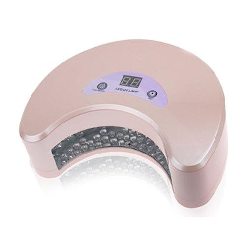 Generic 18W Led Nail Uv Lamp Time Selection Ultraviolet Lamp Dryer (Us Plug)