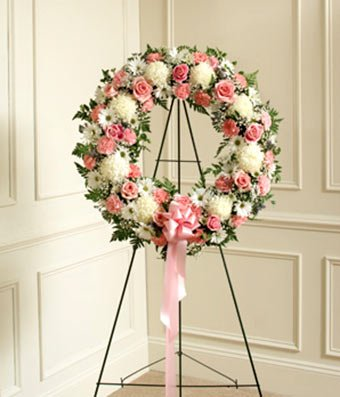 Baby S Breath Wreath