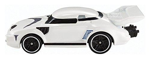 Hot Wheels Star Wars Character Car, Stormtrooper