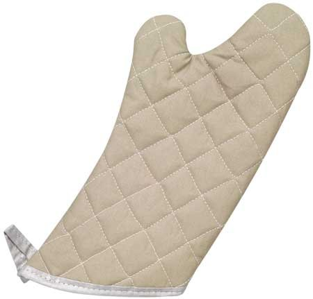 Oven Mitt Flame-Resistant 100% Cotton Treated Fabric (Each) mcr safety flame resistant