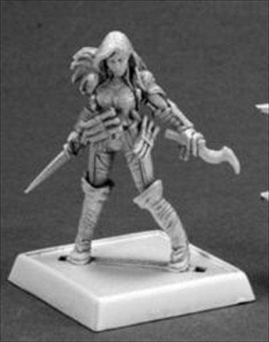 Reaper Miniatures 60092 Pathfinder Series Mini Cleric Of Calistria Miniature by Reaper