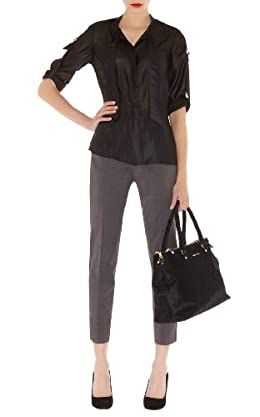 Grey Fashion Suit Pant