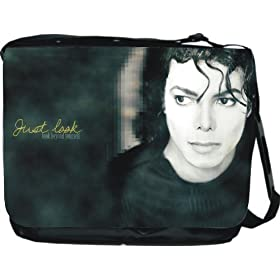 Michael Jackson Messenger Bag
