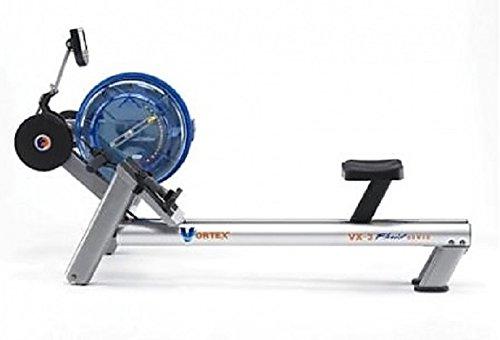 First Degree Fitness Vortex VX-3 Home Fluid Water Rower Machine