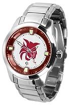 Central Washington Wildcats Titan Steel Watch
