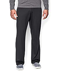 Under Armour Men\'s Reflex Warm-Up Pants, Black (001), X-Large