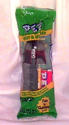 Star Wars Boba Fett PEZ Dispenser