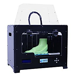 Avatar III Pro 3D Printer/Printing Dual Extrusion/Color With ABS/PLA By Queenshiny