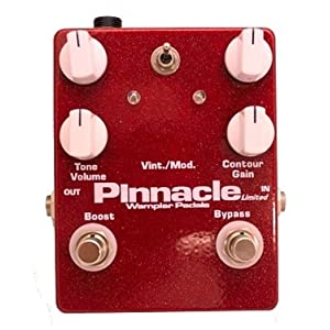 Rockin' Demo of the Wampler Pinnacle Deluxe