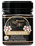 ApiHealth Manuka honey UMF®15+ is produced in New Zealand and contains special properties not found in other honeys. ApiHealth UMF® 15+ Manuka Honey is guaranteed to be at least UMF® 15+ and has been verified by an independent testing laboratory. UMF...