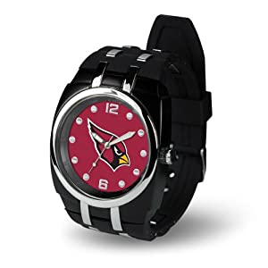 Brand New Arizona Cardinals NFL Crusher Series Mens Watch by Things for You
