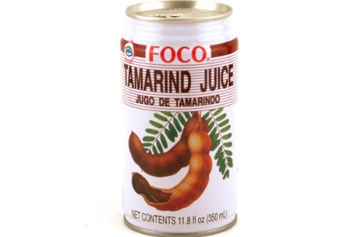 Tamarind Juice (Boisson De Tamarin) - 11.8 Fl Oz (Pack Of 12)