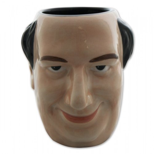 The Office Kevin Head Shaped Mug