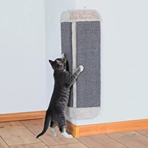Wall Saver Corner Cat Scratch Pad Amazon Co Uk Pet Supplies