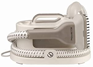 Rowenta IS1430 Pro Compact Garment Steamer with Accessories, 1400-Watt, Grey