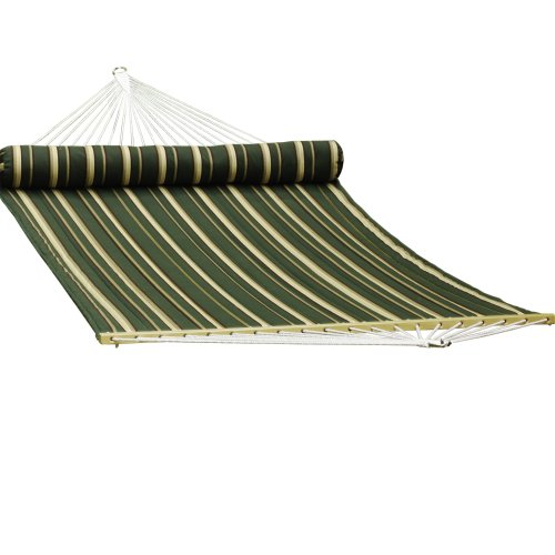 ALGOMA 2930DL Quilted Reversible Hammock, 13-Feet