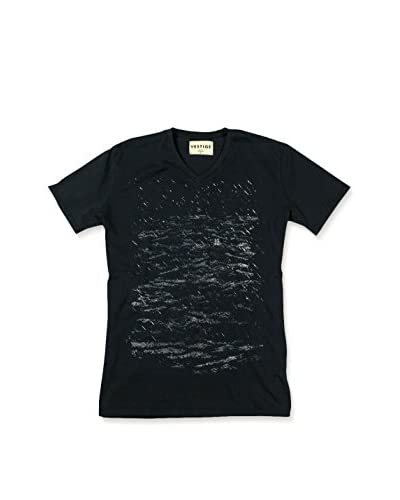Vestige Men's Dark & Stormy V-Neck Tee