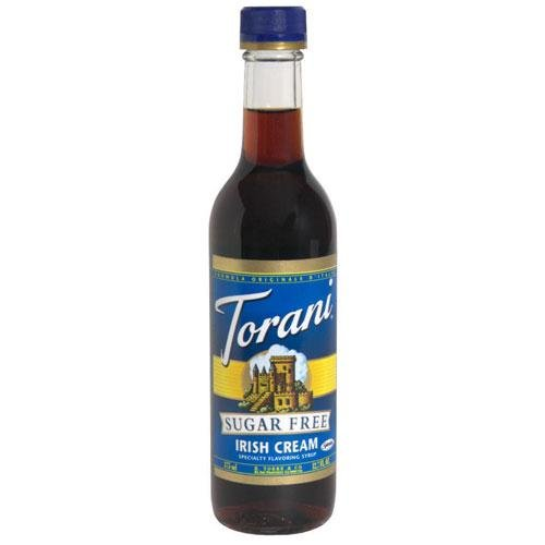 Torani Coffee Syrup, Irish Cream, Sugar Free 12.7 OZ