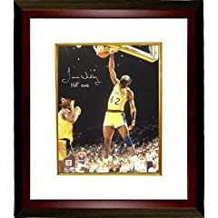 James Worthy Autographed Hand Signed Los Angeles Lakers 16x20 Photo HOF 2003 Custom...