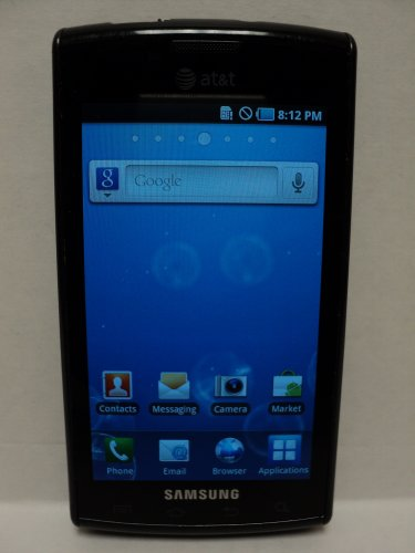 Samsung I897 Captivate Android Smartphone Galaxy S (Unlocked)