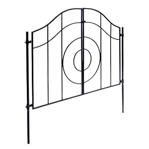 Achla Designs Tuscany Gate with Poles