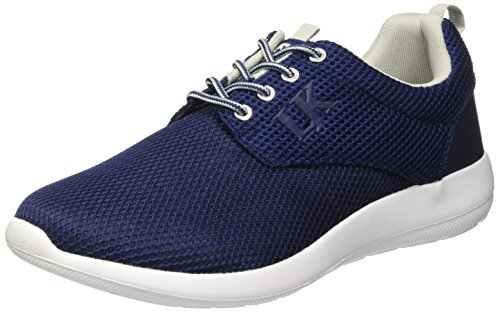 Lumberjack Future Scarpe Low-Top, Uomo, Blu (Cc001 Navy Blue), 41