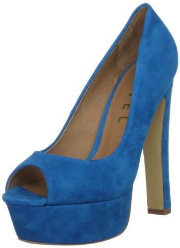 Ravel Women's Joy Turquoise Open Toe RLS290 5