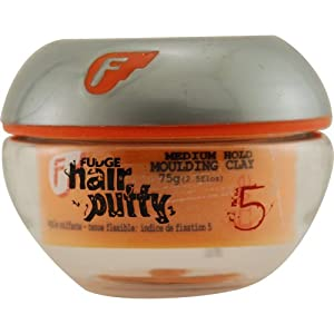 Fudge Hair Putty Medium Hold Moulding Clay 75g / 2.5 fl.oz.