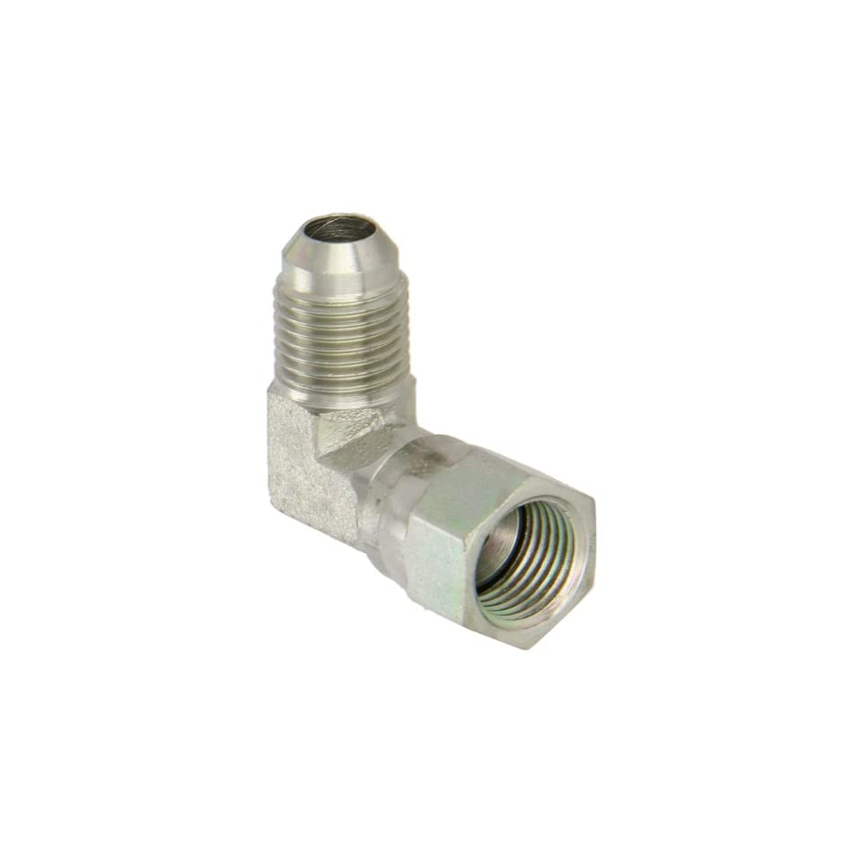 x 5//8 JIC JIC 37 Degree /& NPT End Types Eaton Aeroquip 2021-12-10S Male Connector m 3//4 NPT m Male 37 Degree JIC Pack of 4 End Size Carbon Steel 5//8 Tube OD Male Pipe Thread