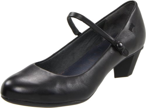 Camper Women's Kim Button Mj Pasan Negro Shoe 21241-010 8 UK