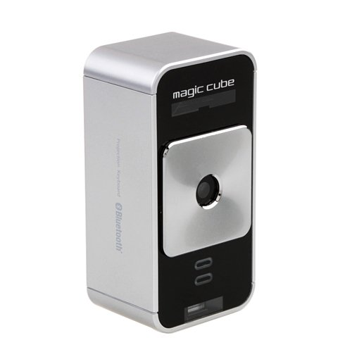 Ampe Celluon CellMC1 Magic Cube Laser Projection Keyboard And Touchpad Bluetooth