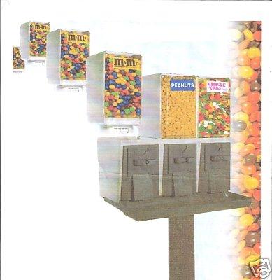 Vendstar 3000 Bulk Candy Vending Machine