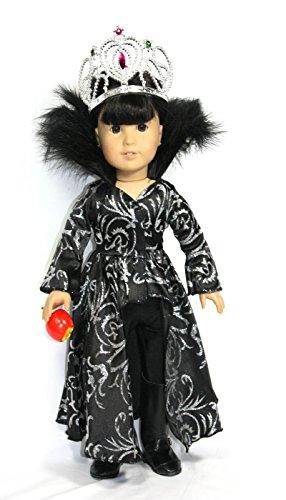 "Arianna 3pcs TOUCHDOWN FOOTBALL Costume Fits 18/"" American Girl Doll"