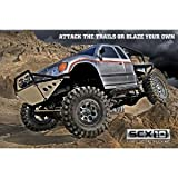 AX90014 SCX10 4WD Kit w/Honcho Body