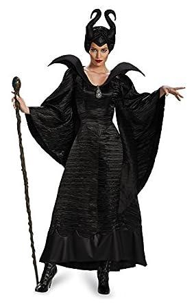 Disguise Women's Disney Maleficent Movie Maleficent Christening Black Gown