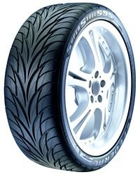 225/45R17 91V FEDERAL SS-595