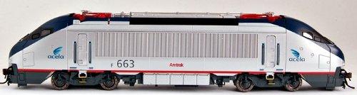 HO Spectrum HHP-8 w/DCC, Amtrak/Acela #663