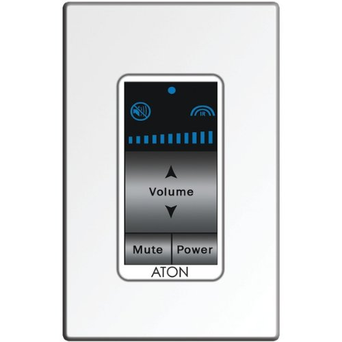 Speaker In-Wall Touch Pad