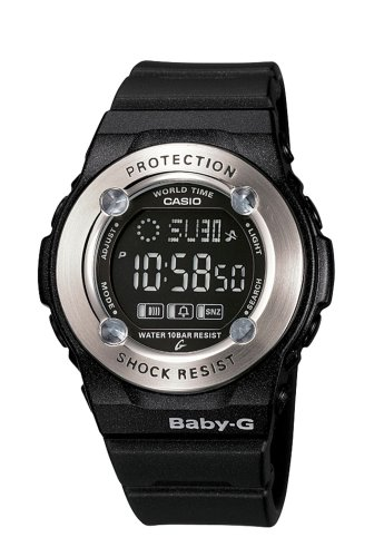 Casio Women's Baby-G Shock Resistant Digital Watch #BG1300-1