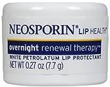Neosporin Lip Health Overnight Renewal Therapy (Quantity of 6)